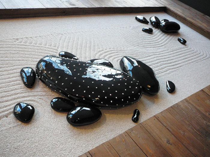 lionel scoccimaro not so zen garden 2007 photo sylg